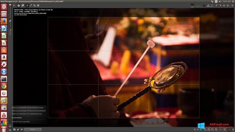 Képernyőkép RawTherapee Windows 8.1